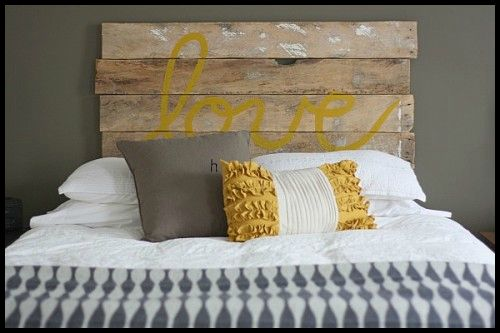 Headboard Heaven Happiness! | havoc to heaven