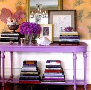 How To Decorate With Books decorating with books | havoc to heaven